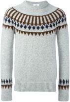 Ami Alexandre Mattiussi scandinavian crew neck sweater