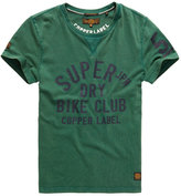 Superdry Copper Label Cafe Racer T-shirt