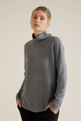 Seed Heritage Cowl Neck Top