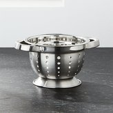 Crate & Barrel Small Footed Colander