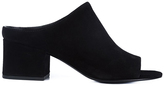 3.1 Phillip Lim Cube 55mm Open Toe Slip On