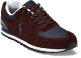 Ralph Lauren Slaton Suede Sneaker