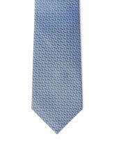 Jaeger Silk Straw Jacquard Tie