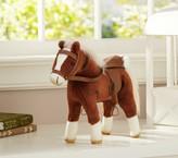 Pottery Barn Kids Plush Doll Horse