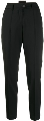Isabel Benenato High Waisted Tapered Trousers