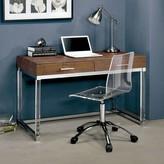 Bronx Chouteau Desk Ivy Color: Brown