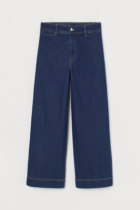 H&M Wide-cut Jeans