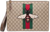 GG Supreme men's bag with bee