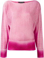 Avant Toi Bonbon knitted sweater - women - Cotton/Linen/Flax/Cashmere - L