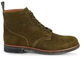 Polo Ralph Lauren Leather Army Boots