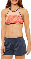 Nike High Neck Swimsuit Top