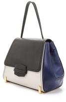 Zac Posen Colorblock Daphne Shoulder Bag