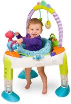 """Evenflo ExerSaucer® by Fast Fold + GoTM """"D"""" is for Dino Activity Learning Center"""