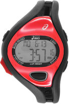 Asics Ar05 Runner Unisex Black Strap Watch-Cqar0506y