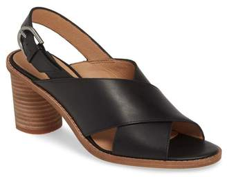 Madewell The Ruthie Crisscross Sandal