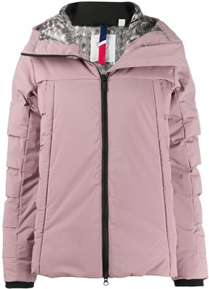 Rossignol Hooded Puffer Jacket