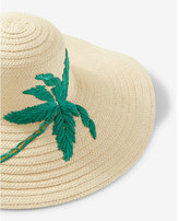 Express palm tree sun hat