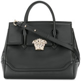 Versace Palazzo Empire tote bag - women - Leather/Brass - One Size