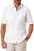 Cubavera Guayabera Shirt Casual Male XL Big & Tall