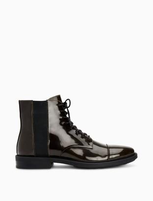 Calvin Klein Cronus Leather Boot