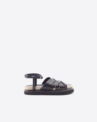 3.1 Phillip Lim Yasmine Espadrille Platform Sandal