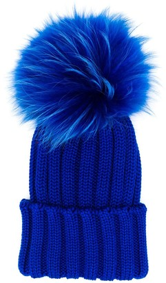 Siola Pompom Detailed Knitted Hat