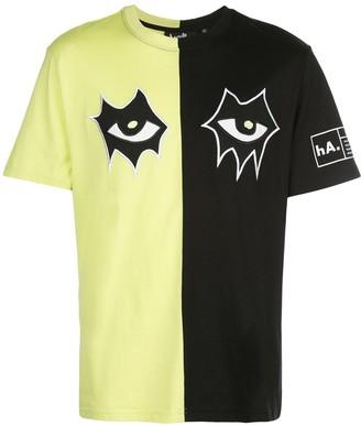 Haculla Signature Eyes printed T-shirt
