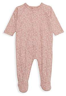 Bonpoint Baby Girl's Cherry Footie Pajamas