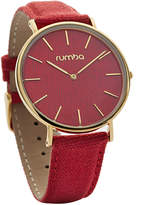 RumbaTime Women's SoHo Denim Watch
