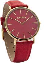 RumbaTime Women's SoHo Denim Watch