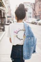 Urban Outfitters Somewhere Some Day Flower Tee