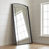 Crate & Barrel Capra Floor Mirror