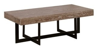 17 Stories Gunnar Solid Wood Coffee Table 17 Stories