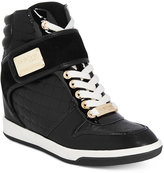 Bebe Sport Colby Wedge Sneakers