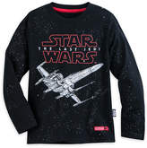 Disney Star Wars: The Last Jedi X-Wing T-Shirt for Boys