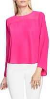 Vince Camuto Bell Sleeve Blouse - 100% Bloomingdale's Exclusive