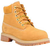 "Timberland 6"" Classic Boot with Shearling Preschool"