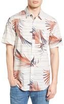 Billabong Men's Tropics Print Woven Shirt
