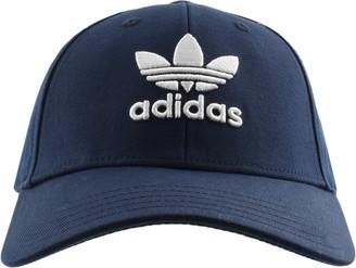 adidas Trefoil Baseball Cap Navy