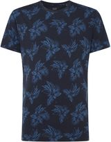 Jack Wolfskin Men's Tropical print t-shirt