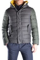 Duvetica Men's Grey Polyamide Down Jacket.