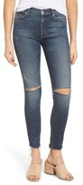 Hudson Women's Barbara High Waist Skinny Jeans