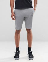 Nike Modern Sweat Shorts In Grey 805152-091