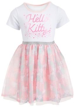 Hello Kitty Little Girls Tutu Dress