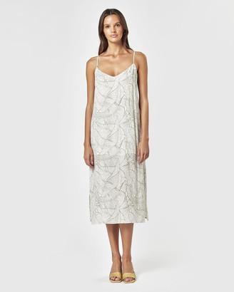 Charlie Holiday Zen Midi Dress