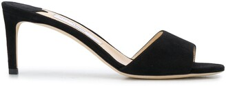 Jimmy Choo Stacey 65mm mules
