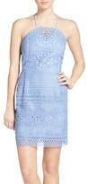 Greylin Women's Lace Sheath Dress