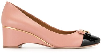 Tory Burch Gigi round-toe wedges