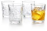 Bormioli Stone Double Old Fashioned Glasses, Set of 4