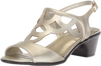 Easy Street Shoes Women's Outshine Heeled Sandal